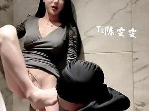 Chinese shemale mistress