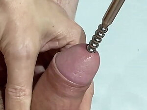 Playing with urethral