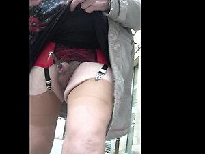 transgender travesti sounding urethral  outdoor lingerie 16b