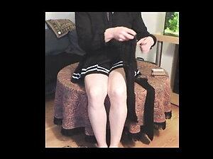 CD Changing Nylon Stockings