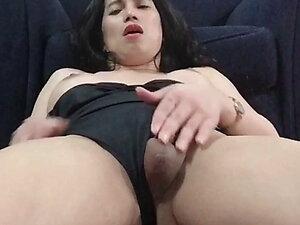 ladyboy strip tease by trans anairb
