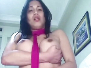 solo shema jerking off her cock and cum
