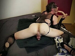 sissy ass to mouth