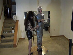Ronni Mummified and Tormented by Stephanielorain Camera 1
