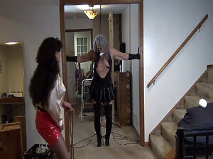 Ronni's Doorway Dilemma with Steph (front view) June 2021