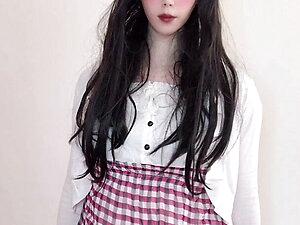 Do you guys love ErinShiomi's white pantyhose