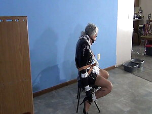 Maid Ronni gets the Milking Machine & more 7-15-21 Camera 2