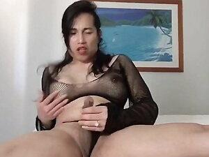 sexy shemale cumshot 5
